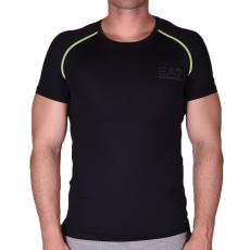 Emporio Armani MAGLIERIA T-SHIRT sötétszürke színû póló