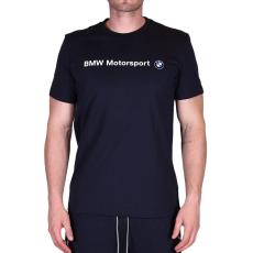 Puma MSP LOGO TEE férfi BMW póló, sötétkék