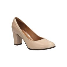 drscholl Clarks Basil Auburn nude cipő