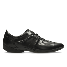 drscholl Clarks FLUX SPRING fekete cipő
