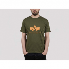 Alpha Industries BASIC BODY T - dark green