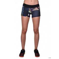 Reebok Női Fitness nadrág REEBOK CROSSFIT BOOTIE SHORT-STARBANG