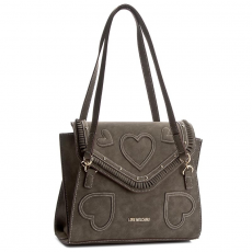 Love moschino Táska LOVE MOSCHINO - JC4108PP14LP0001 Grigio