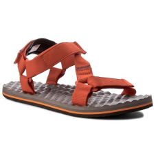 The North Face Szandál THE NORTH FACE - Base Camp Switchback Sandal T92Y97RDQ Falcon Brown/Tibetan Orange