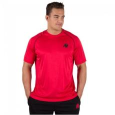 PERFORMANCE T-SHIRT - RED/BLACK (RED/BLACK) [XXXXL]