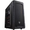 FSP CMT210 táp nélküli ATX számítógépház fekete