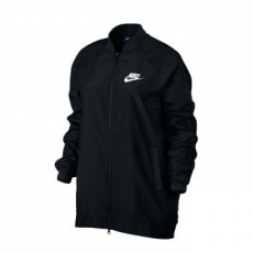 Nike Advance 15 női dzseki, Black / White, S (829725-010-S)