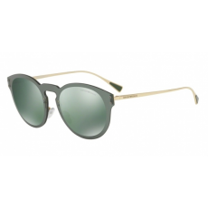 Emporio Armani EA2049 30136R PALE GOLD LIGHT GREEN MIRROR PETROL napszemüveg