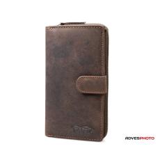 Kalahari KAAMA L-96 női bőr pénztárca XL