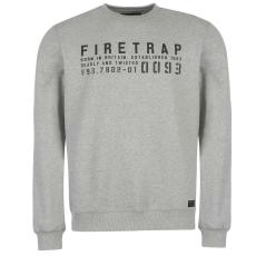 Firetrap Felső Firetrap Graphic Crew fér.