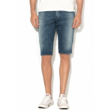 Jack Jones Jack&Jones Clay Kék Farmer Bermuda Nadrág XL (12122894-BLUE-DENIM-XL)