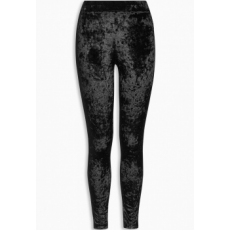Next TBC NEXT Black Velvet Leggings 10 (432777-BLACK-10)