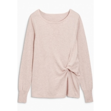Next TBC NEXT Twist Front Sweater 20 (451592-PINK-20)