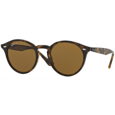 Ray-Ban Round RB2180 710/83 Polarized