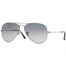 Ray-Ban Aviator Gradient RB3025 004/78 Polarized