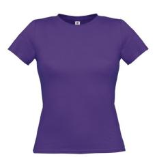 B&C TW012 női póló XS-XL PURPLE
