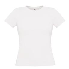 B&C TW012 női póló XS-XXL FEHÉR