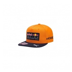 Puma Red Bull Racing siltes sapka Flat Brim Max Verstappen Orange F1 Team 2017