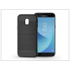 Haffner Samsung J530F Galaxy J5 (2017) szilikon hátlap - Carbon - fekete