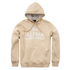 Alpha Industries Foam Print Hoody - caramel