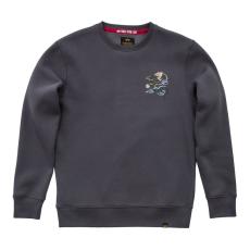 Alpha Industries Japan Dragon Sweater - greyblack