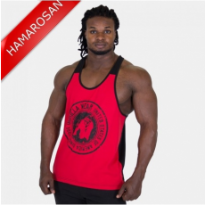 ROSWELL TANK TOP - RED/BLACK (RED/BLACK) [S]