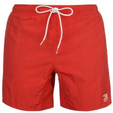 Jack and Jones Tech Basic férfi úszónadrág piros L