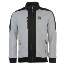 Everlast Premium ZipThru férfi cipzáras pulóver szürke XL