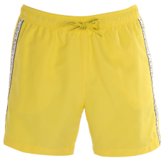 Calvin Klein Taped férfi hálós úszóshort sárga L