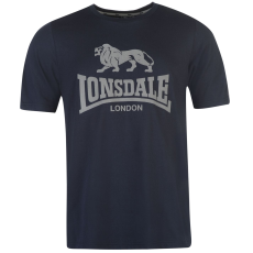 Lonsdale LL férfi póló szürke L