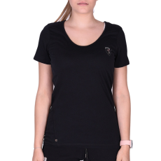 Puma Ferrari Shield Tee Black női póló fekete XL