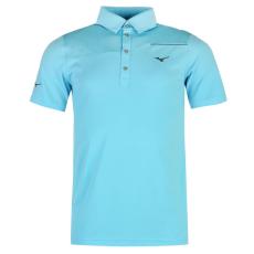 Mizuno Piquet Golf férfi galléros póló kék L