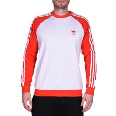 Adidas Sst Crew férfi pulóver fehér XL