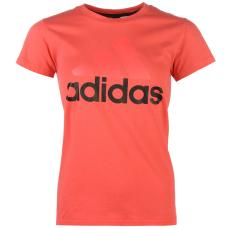Adidas Linear QT női póló pink S