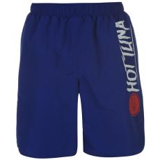 Hot Tuna Logo férfi úszónadrág kék XL