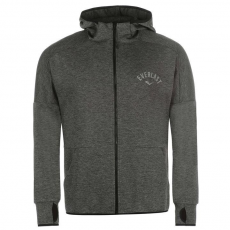 Everlast FZ férfi kapucnis pulóver fekete S
