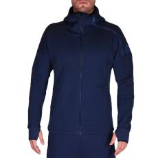 Adidas Zne Hoody férfi kapucnis cipzáras pulóver kék L
