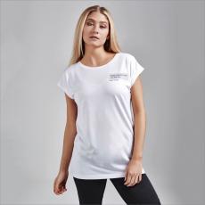 SportFX Edition Slogan női póló fehér L