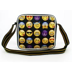 Wilky Emoji A5 válltáska többszínű
