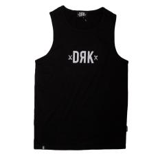 Dorko Drk Print férfi trikó fekete XL