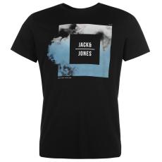 Jack and Jones Core Hemis férfi póló fekete S
