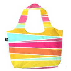 BG Berlin Cross Colors Eco Bag mintás