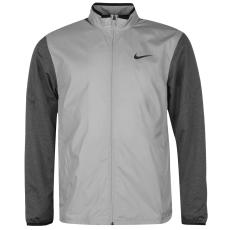 Nike Shield Golf férfi cipzáras dzseki szürke M