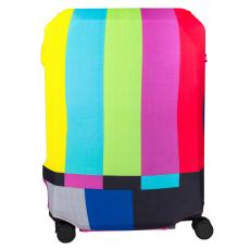 BG Berlin Tv Set bőröndhuzat mintás kicsi: 44-52 cm