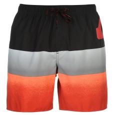 Quiksilver Sunrise 17 férfi úszónadrág piros XL