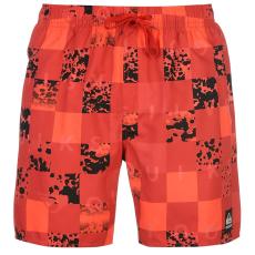 Quiksilver Chuka 17 férfi úszónadrág piros XL