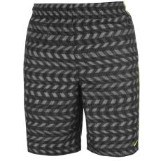 Nike Drift férfi úszóshort fekete S