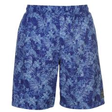 Hot Tuna Aloha férfi úszónadrág világoskék S