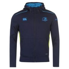 Canterbury Leinster férfi kapucnis cipzáras pulóver kék XL