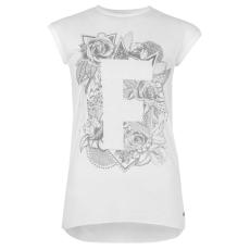 Firetrap Blackseal F női póló fehér M